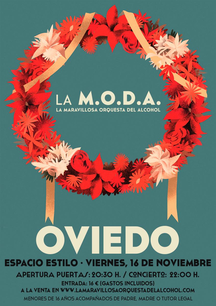 Oviedo La MODA Noviembre 2018
